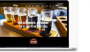 Minneapolis Custom Responsive WordPress Website Desing by DreamBig Creative