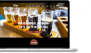 Minneapolis Custom Responsive WordPress Website Desing by DreamBig Creative