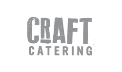 Craft Catering Logo by DreamBig Creative Minneapolis, MN