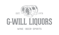 G-Will Liqours Logo by DreamBig Creative Minneapolis, MN