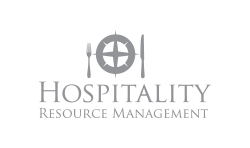 Hospitality Resource Management Logo by DreamBig Creative Minneapolis, MN
