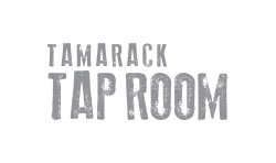 Tamarack Taproom Restaurant Logo by DreamBig Creative Minneapolis, MN