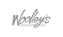 Woolley's Restaurant Logo by DreamBig Creative Minneapolis, MN