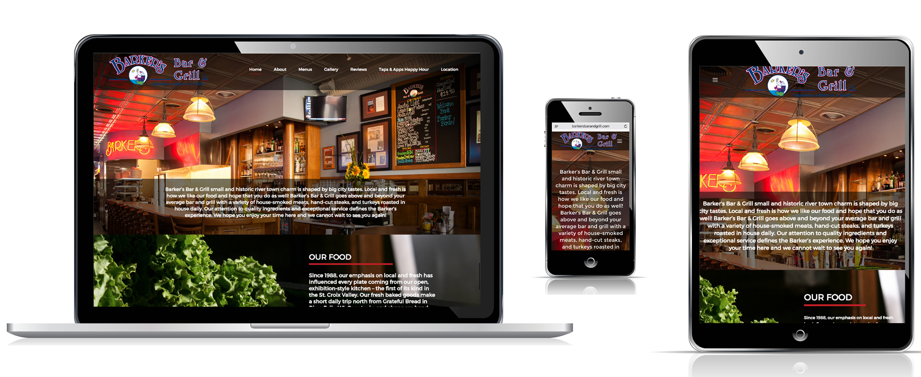 5 Things All Restaurant Websites Must Have