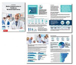 Spok Infographic Report Design