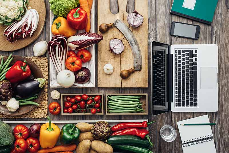 5 Digital Marketing Tips For Food Businesses in 2020