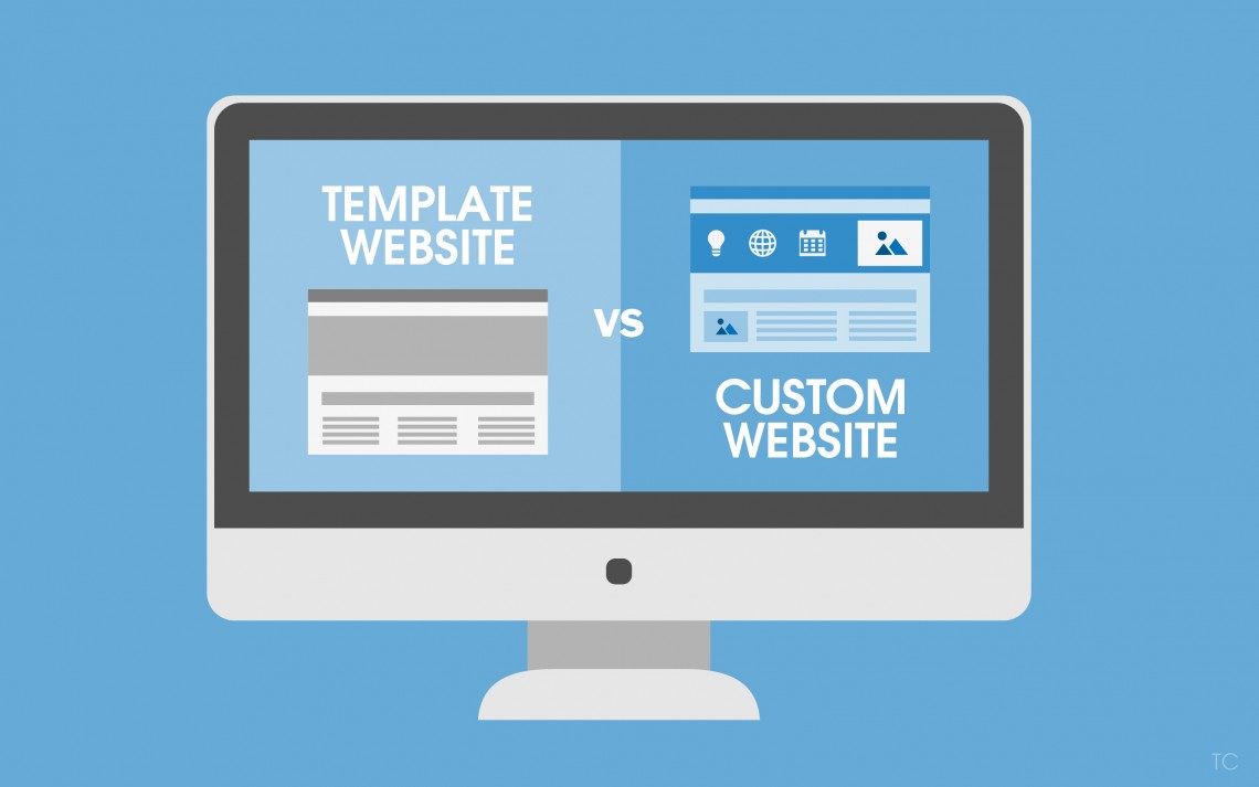 5 Reasons For A Simple Custom Website Design