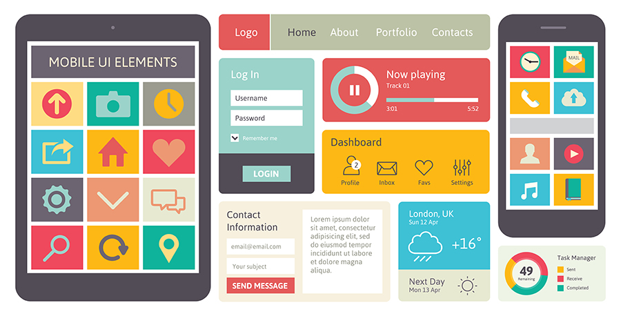 5 Custom Web Design Layouts We Love