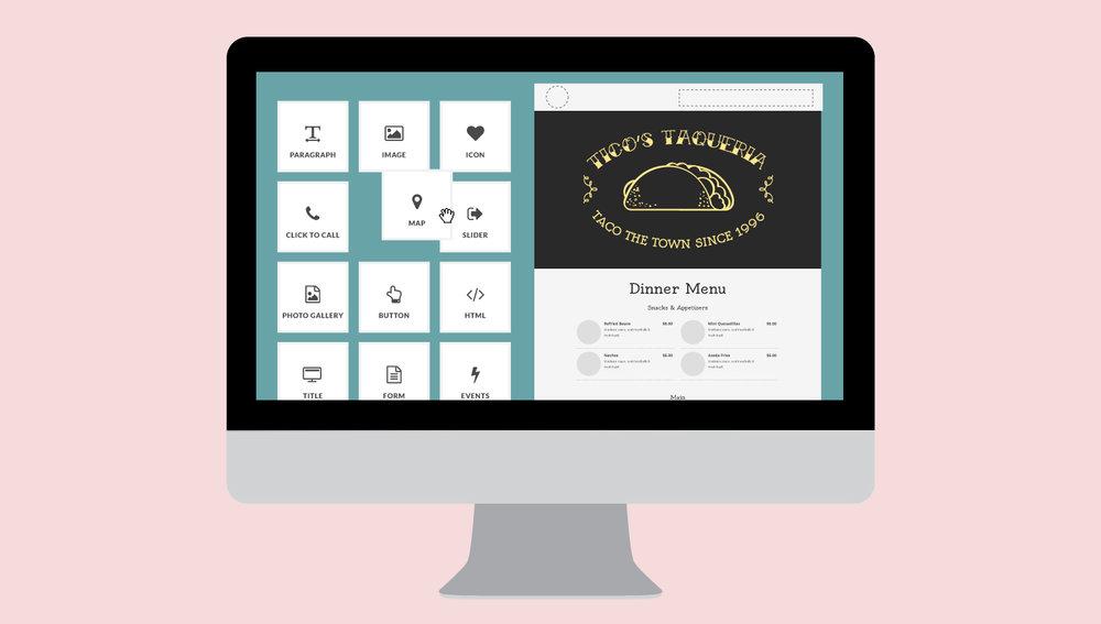 5 Online Custom Web Tools For Food Businesses