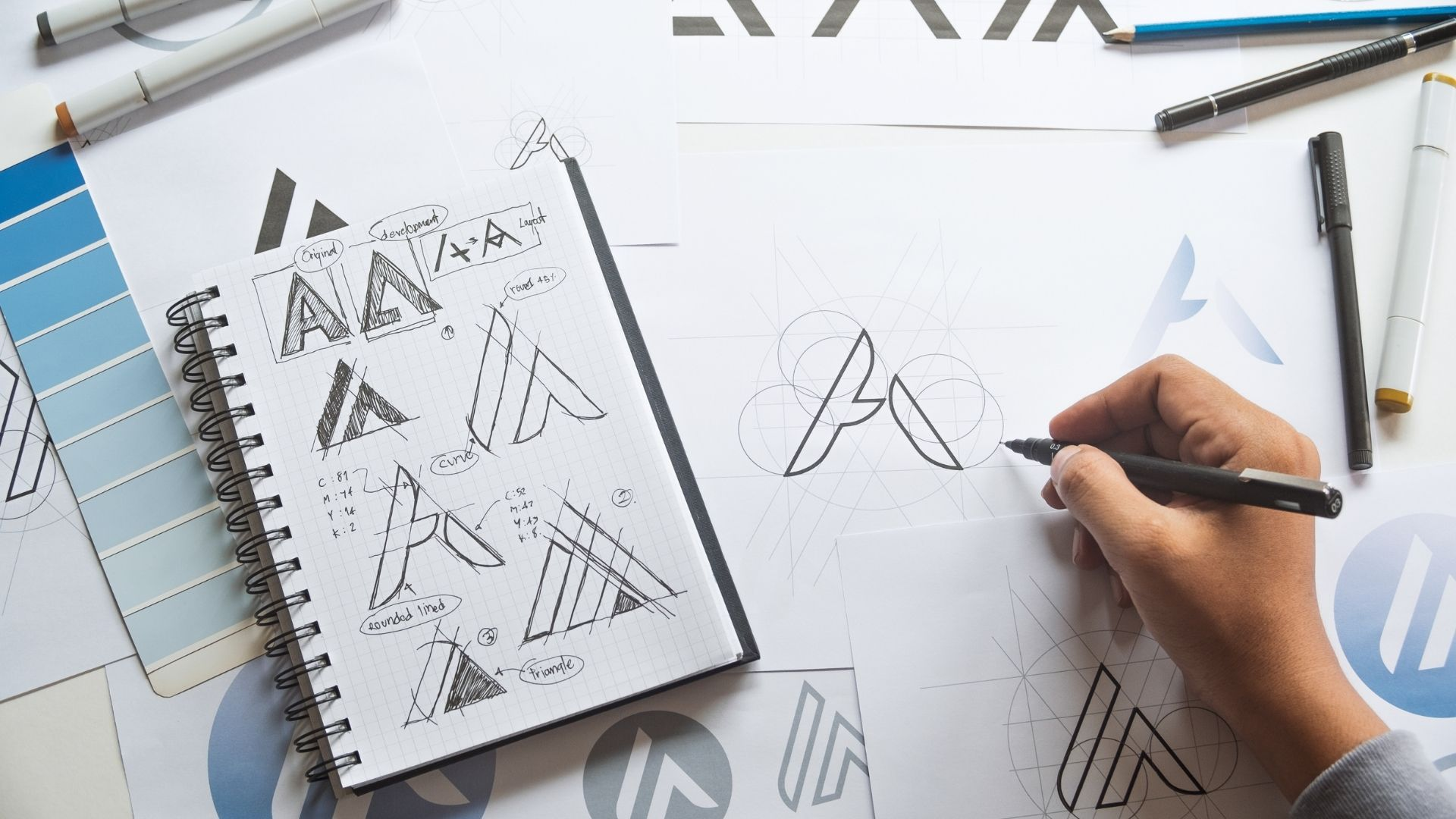 5 Key Elements of Brand Design
